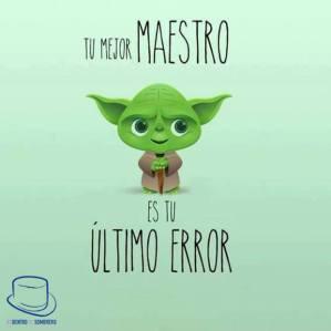 Maestro error